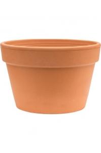 Кашпо terra cotta flowerpot d32 h22 см
