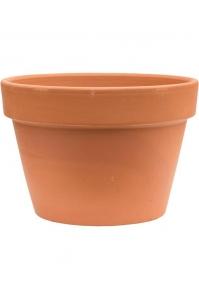 Кашпо terra cotta flowerpot d38 h25 см
