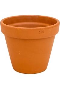 Кашпо terra cotta flowerpot d21 h18 см