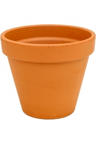 Кашпо terra cotta flowerpot d28 h24 см