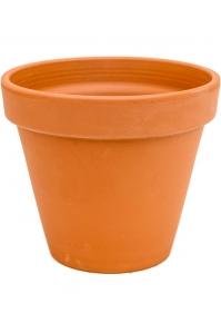 Кашпо terra cotta flowerpot d30 h26 см