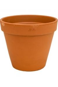 Кашпо terra cotta flowerpot d33 h28 см