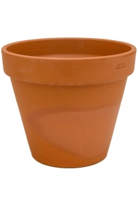 Кашпо terra cotta flowerpot d35 h31 см