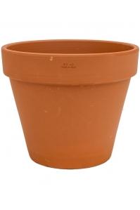 Кашпо terra cotta flowerpot d40 h34 см