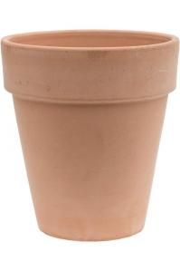 Кашпо terra cotta flowerpot antiques d18 h19 см