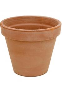 Кашпо terra cotta flowerpot antiques d21 h18 см