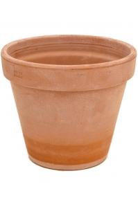 Кашпо terra cotta flowerpot antiques d25 h21 см