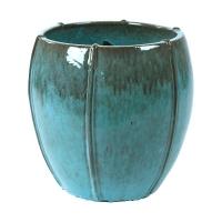Кашпо turquoise emperor (moda) d55 h55 см
