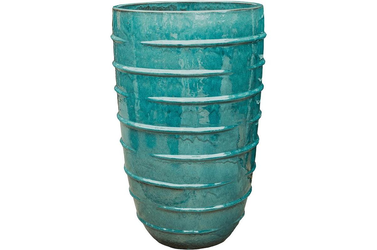 Кашпо turquoise partner (beauty) d57 h93 см