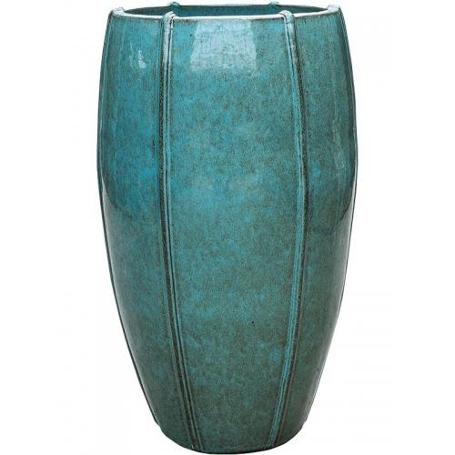 Кашпо turquoise partner (moda) d43 h74 см