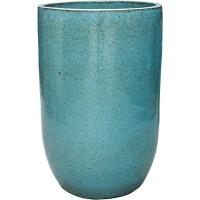 Кашпо turquoise partner (pure) d52 h79 см