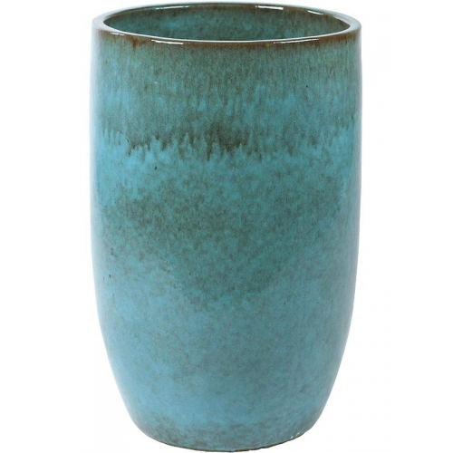 Кашпо turquoise partner (pure) d65 h98 см