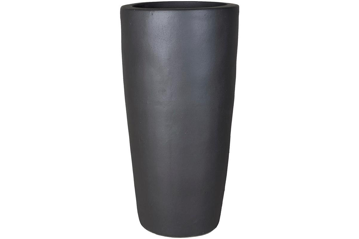 Кашпо anthracite partner d36 h70 см