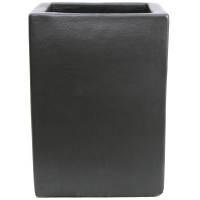 Кашпо anthracite square l36 w36 h50 см