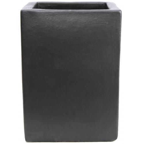 Кашпо anthracite square l36 w36 h50 см