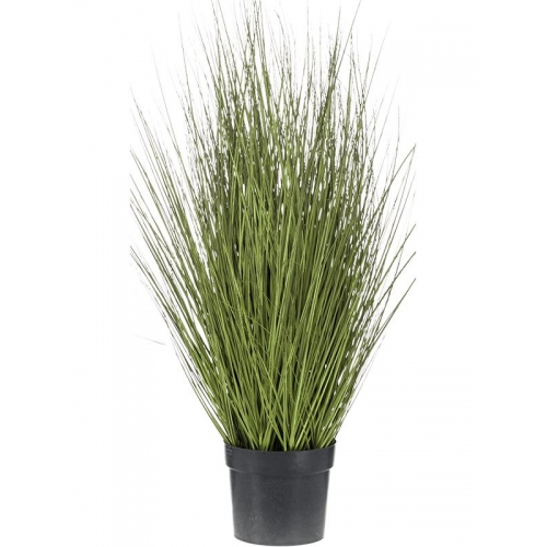 Трава в горшке искусственная h100 см
