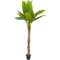Банановая пальма искусственная h180 см
