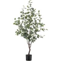 Эвкалиптовое дерево искусственное h120 см