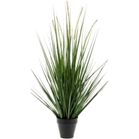 Трава лисохвост искусственная h53 см