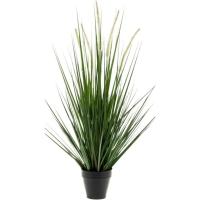 Трава лисохвост искусственная h69 d11 см
