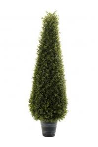 Самшит колоновидный искусственный uv-resistant d30 h95 d18 см