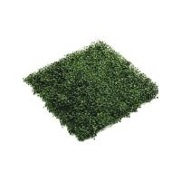 Самшит ковер (атмосферостойкий) зеленый искусственный l50 w50 см
