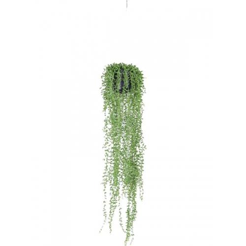 Крестовник (сенецио) ампельный искусственный h70 см