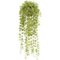 Плющ салатовый ампельный искусственный h70 см