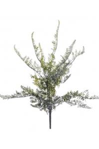 Куст лесного папоротника искусственный h30 см