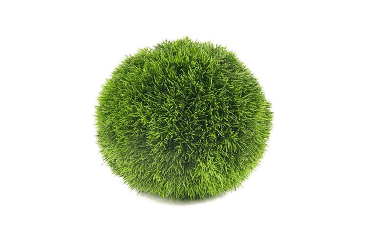 Трава шар искусственный d23 см