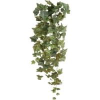 Плющ хедера зелёный искусственный h70 см