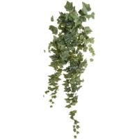 Плющ хедера зелёный искусственный h100 см