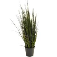 Трава болотная искусственная h60 d12 см
