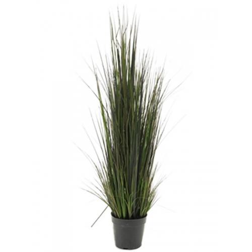 Трава болотная искусственная h90 d14 см