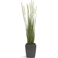 Трава лисохвост искусственная h90 см
