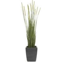 Трава лисохвост искусственная h120 см