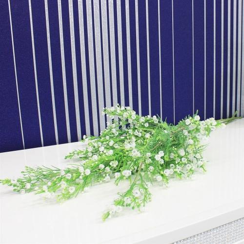 Гипсофила искусственная белая 82 см - Фото 2