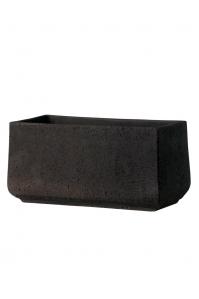 Кашпо deroma kamari cassetta 57 l57 w27 h28 см