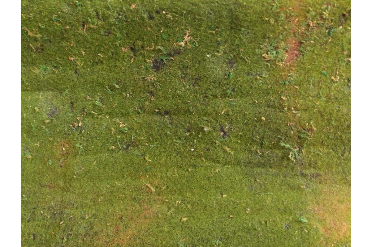 Мох искусственный рулонный 1 м2 - Фото 2