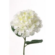 """Гортензия """"Imperial"""" искусственная белая 68 см"""