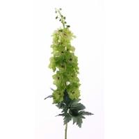 """Дельфиниум """"Jumbo"""" искусственный зеленый 95 см"""