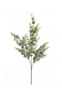 Эвкалипт Ветка искусственный зеленый 68 см