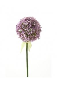Аллиум (Дикий Лук) искусственный фиолетовый 70 см