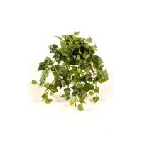 Плющ (хедера) искусственный зеленый 30 см