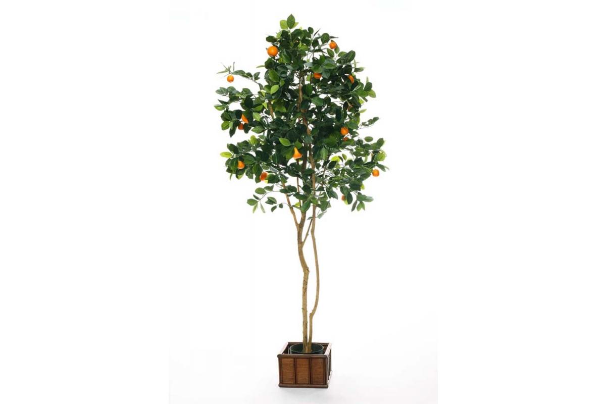 Мандариновое дерево искусственное 180 см