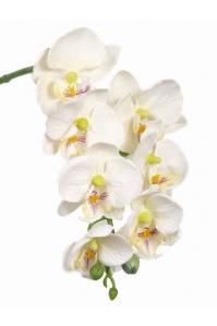 Орхидея Фаленопсис искусственная белая 50 см