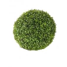Самшит шар искусственный зеленый 33 см
