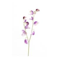 Латурус (горошек) искусственный бело-фиолетовый 50 см