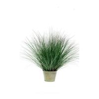 Трава Осока искусственная в кашпо 50, 80 см