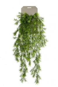 Аспарагус куст искусственный ампельный 75 см